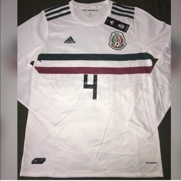 be245e6b3d6 Jersey Mexico Rafael Marquez
